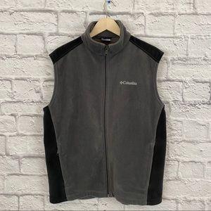 Columbia grey/Black Mens Vest